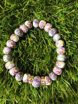 Intention Bracelet: To allow Spirit to work Magic. - Intention Beads | Astrology | Talisman