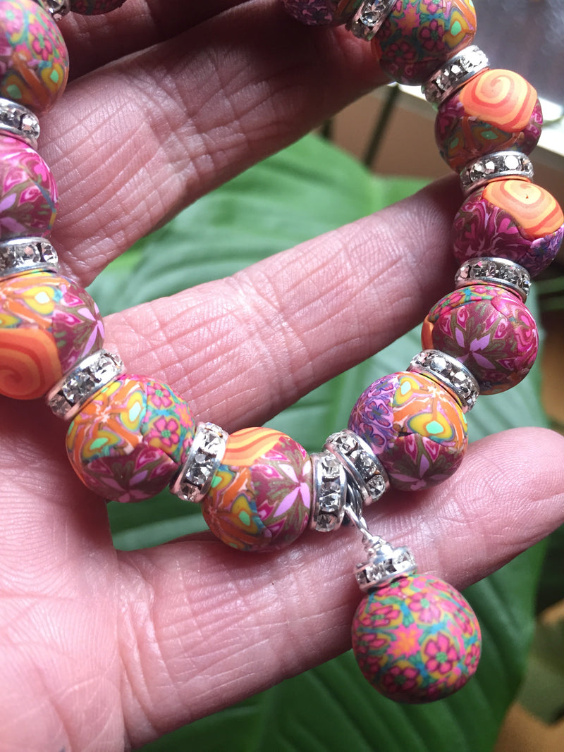 Intention Bracelet: To tackle old problems. - Intention Beads | Astrology | Talisman