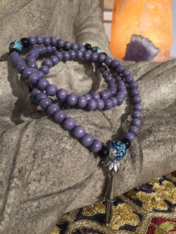 Mala: To be myself in all things and all ways. - Intention Beads | Astrology | Talisman
