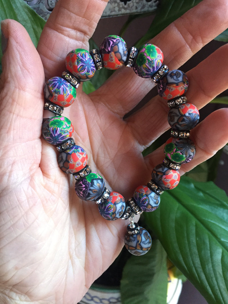 Intention Bracelet: To execute plans now. - Intention Beads | Astrology | Talisman