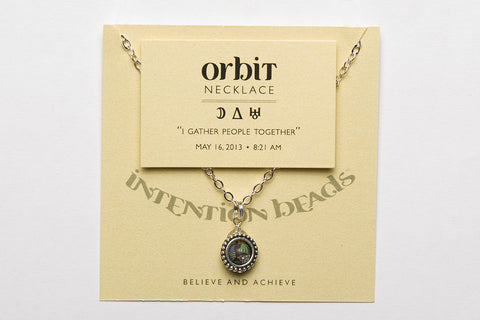 Orbit Necklace 241