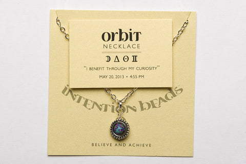 Orbit Necklace 243