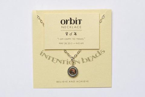 Orbit Necklace 247