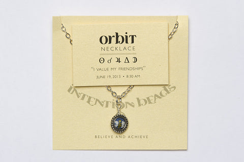 Orbit Necklace 252