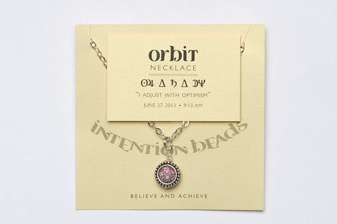 Orbit Necklace 256