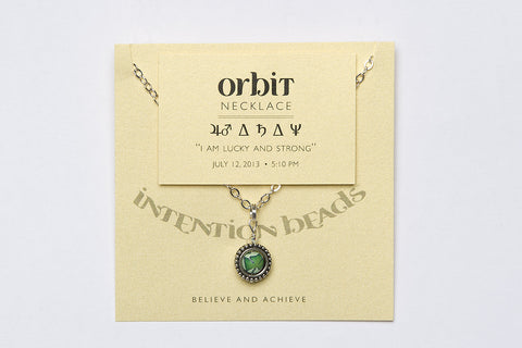 Orbit Necklace 260