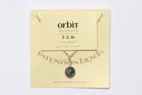 Orbit Necklace 262
