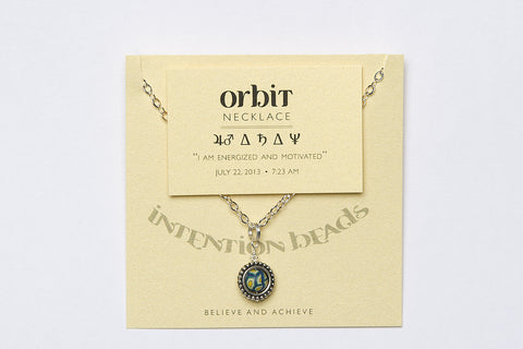Orbit Necklace 263