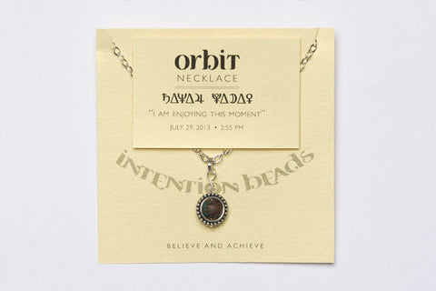 Orbit Necklace 264
