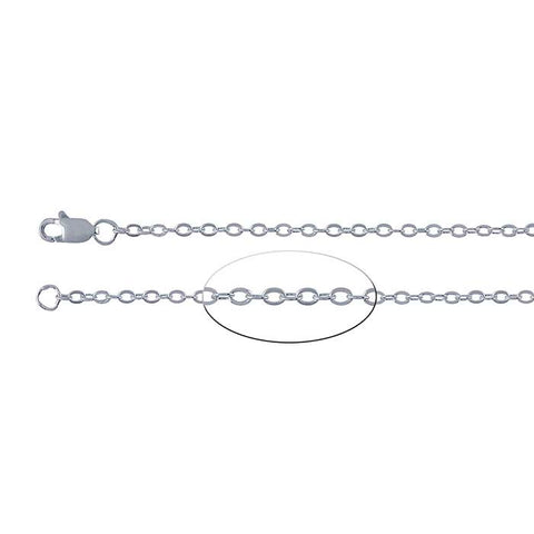 Orbit Necklace- Chain Options