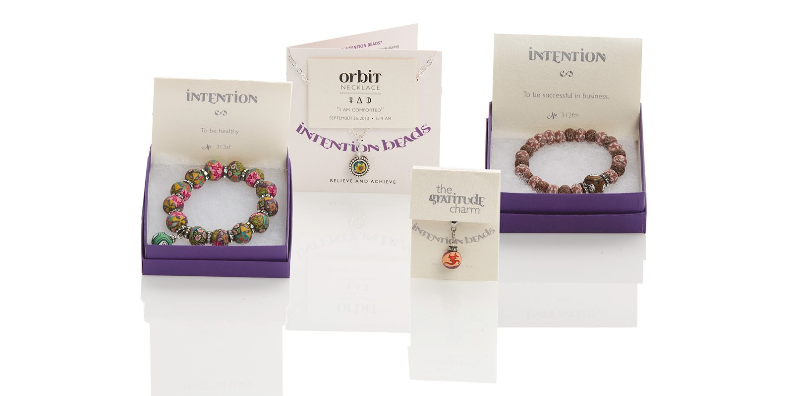 Intention Beads: Astrological Talisman Jewelry