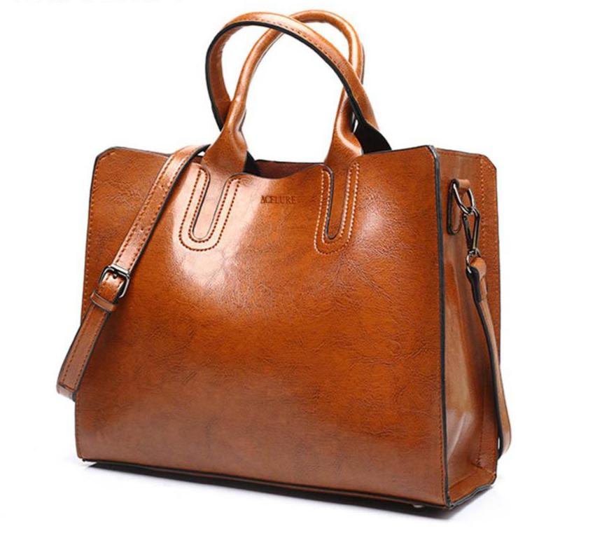 Tote Leather Handbags