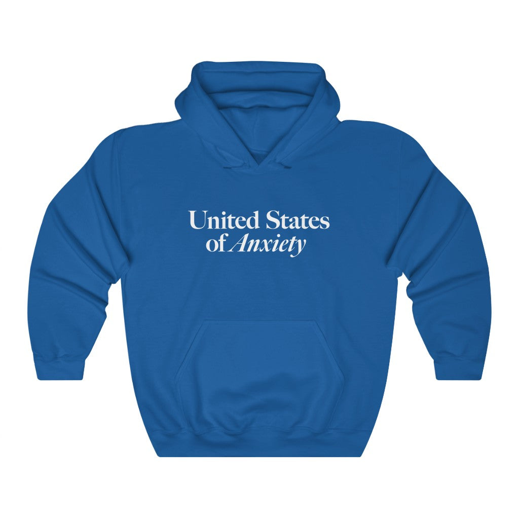 United States of Anxiety Hoodie
