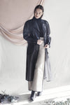 Trench-coat PVC noir - Armine Ohanyan Paris
