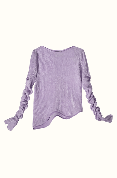 Top Lilas No Season en précommande