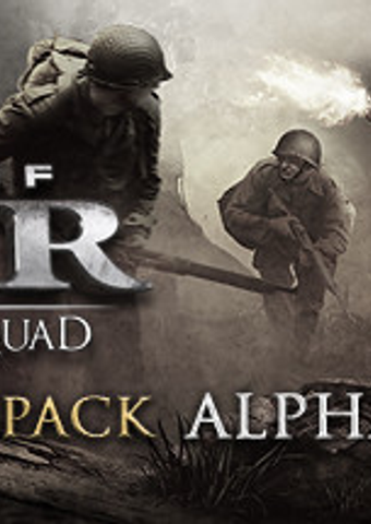 Men of War Assault Squad MP Supply Pack Alpha