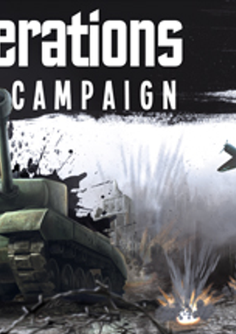 Tank Operations European Campaign Clé CD