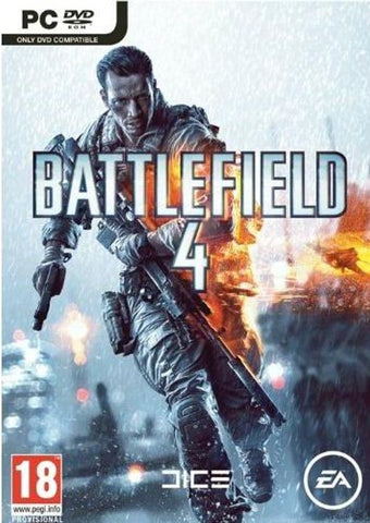 Battlefield 4 Clé CD