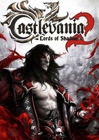 Castlevania Lords of Shadows 2