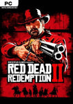 clé cd Red Dead Redemption 2 PC