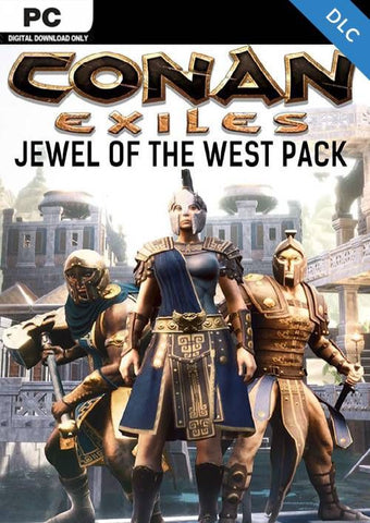 Conan Exiles - Jewel of the West Pack DLC