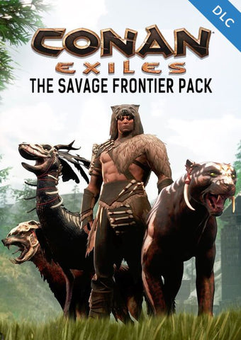 Conan Exiles - The Savage Frontier Pack DLC