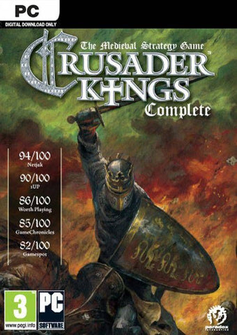 Crusader Kings: Complete