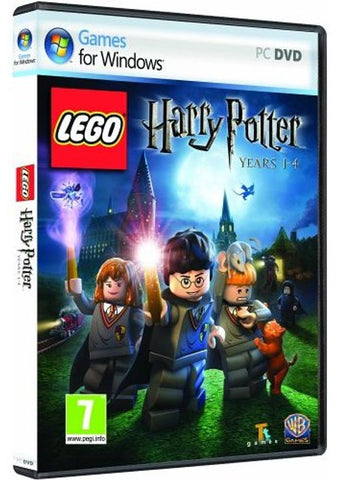 Lego Harry Potter: Episodes 1-4