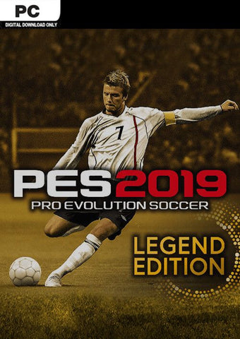 PES 2019 Legend Edition