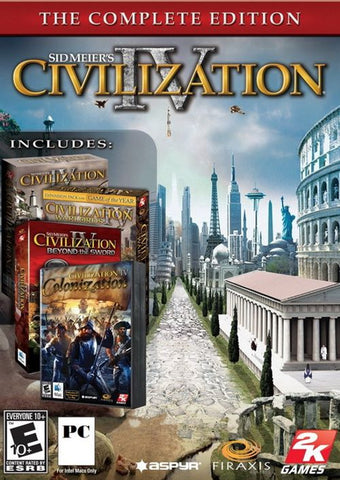 Sid Meier's Civilization 4 The Complete Edition