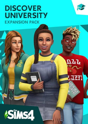The Sims 4 - Discover University Expansion Pack