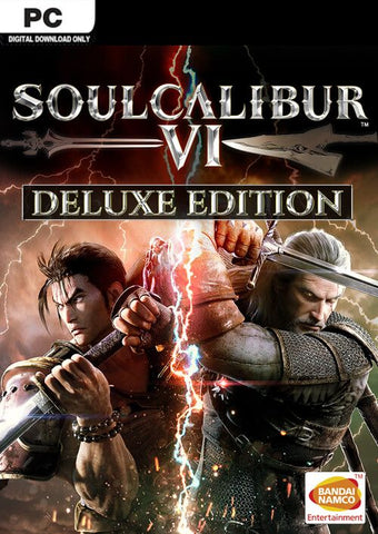 Soulcalibur 6 Deluxe Edition