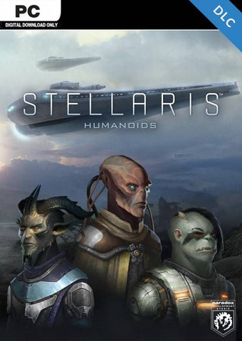 Stellaris - Humanoids Species Pack DLC