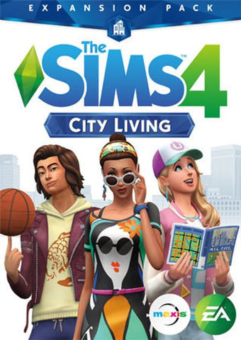 The Sims 4 - City Living Expansion Pack