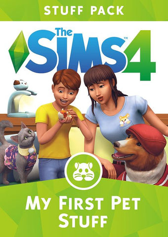 The Sims 4 - My First Pet Stuff