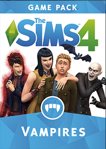The Sims 4 - Vampires Game Pack