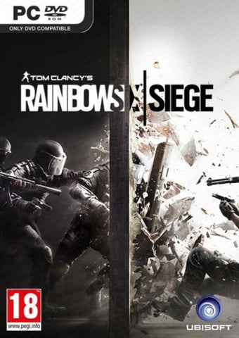 TOM CLANCY'S RAINBOW SIX SIEGE CLÉ CD