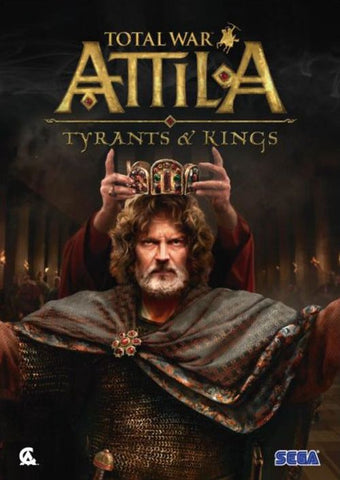 Total War Attila - Tyrants and Kings Edition
