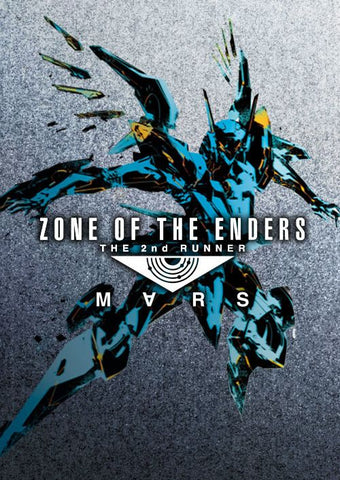 Zone Of The Enders The 2nd Runner: M∀R