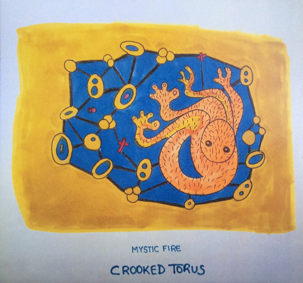 "Crooked Torus - ""Gib's On Fridge"" b/w ""Mystic Fire"" (Brokers Tip 008)"