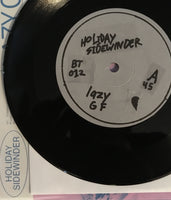 "Holiday Sidewinder ""Lazy GF"" b/w ""Kokomo"" 7"""