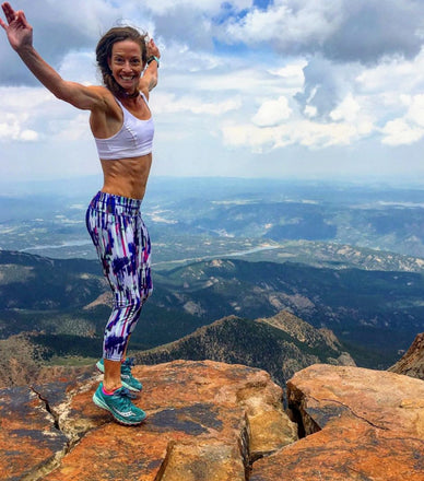 Margaret Spring - Ultra Trail Runner
