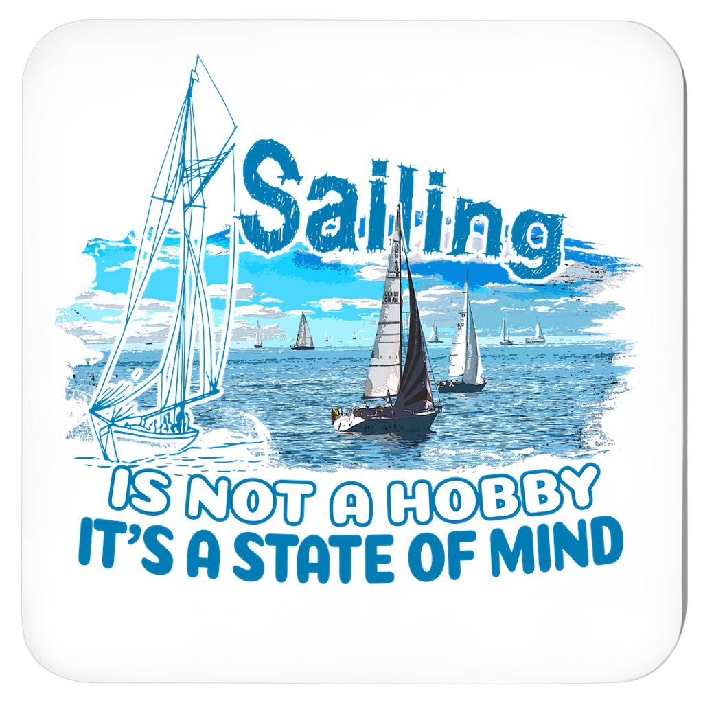 Coasters - Sailing is not a hobby Collection