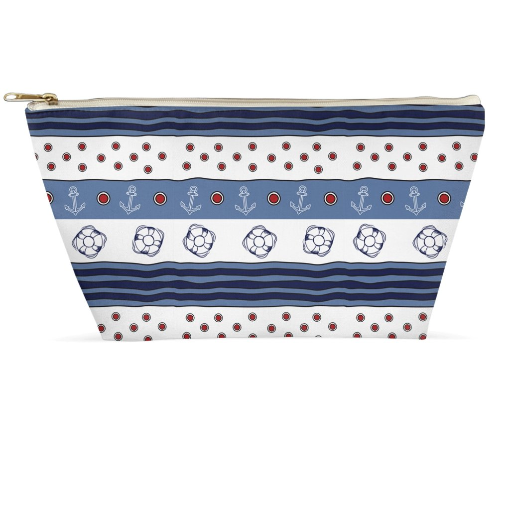 Accessory Pouch - Blue-White Flag Collection - SVlovers