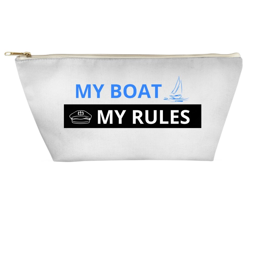 Accessory Pouch - My boat-My rules Collection