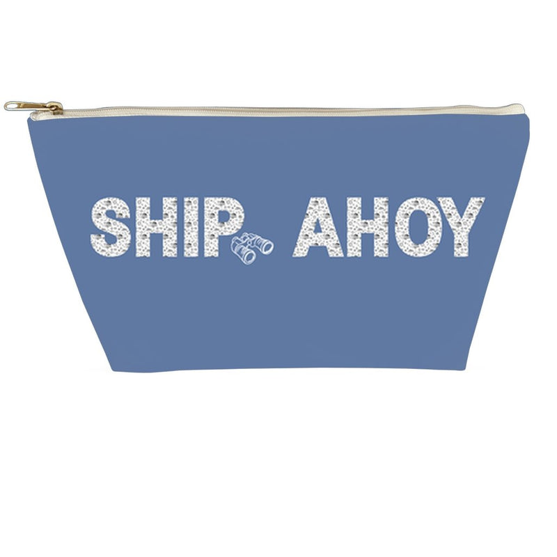 Accessory Pouch - Ship Ahoy! Collection (Blue) - SVlovers