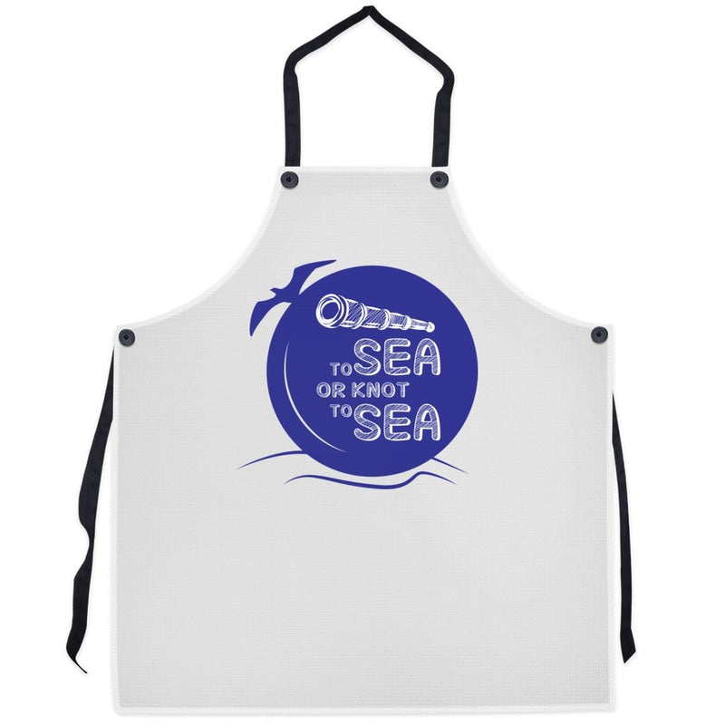 Apron - To sea or knot to sea Collection - SVlovers