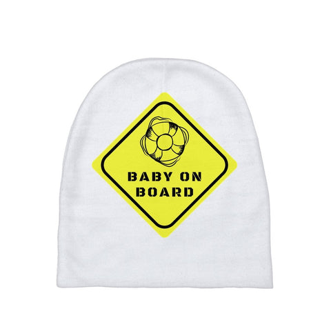 Baby Sailor's Beanie - Baby on board Collection - SVlovers