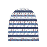 Baby Sailor's Beanie - Blue-White Flag Collection - SVlovers