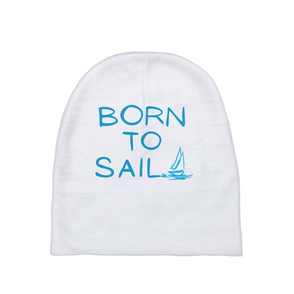 Baby Sailor's Beanie - Born to sail Collection - SVlovers